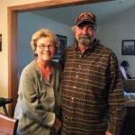 Randy Ostrowski will be honored at a ceremony at the Elderon VFW Post 8086 on Nov. 11. He and his wife, Linda, reside in Hatley. MIRIAM NELSON | NEW MEDIA