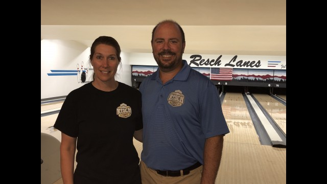 Jenny and Jason Resch kept their bowling center open by selling takeout food during the shutdown. They are now offering 10 free Friday night dinners per week for 10 weeks as a way to give back to the community.
