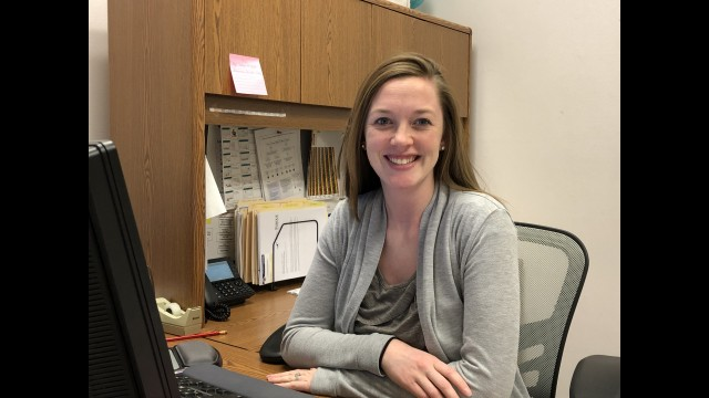 Megan Marcks is the new director of pupil and special education services for the Wittenberg-Birnamwood School District. Miriam Nelson | NEW Media